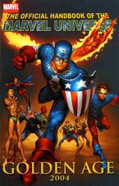 Official Handbook of the Marvel Universe Vol.4 (Marvel comics - 2004) -8- Golden Age 2004