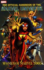 Official Handbook of the Marvel Universe Vol.4 (Marvel comics - 2004) -9- Women of Marvel 2005