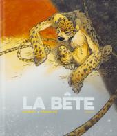 La bête (Frank Pé/Zidrou d'après le Marsupilami créé par André Franquin) -1- La Bête