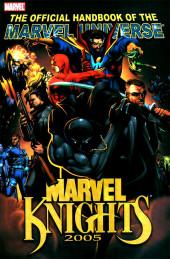 Official Handbook of the Marvel Universe Vol.4 (Marvel comics - 2004) -10- Marvel Knights 2005