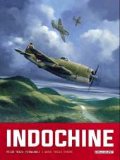 Indochine (Pécau/Maza) -1- Adieu, vieille Europe