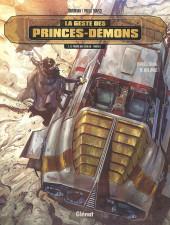 La geste des Princes-Démons -1HC- Le Prince des étoiles