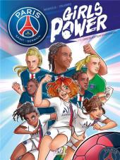 Paris Saint-Germain : Girls Power -1- Une question d'honneur