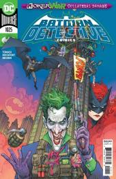 Detective Comics (1937), Période Rebirth (2016) -1025- Attack on Wayne Enterprises !