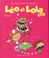 Léo et Lola (Super) -3- Tome 3