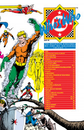 DC Universe (Who's Who: The Definitive Directory of the) -1- Issue # 1