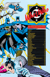 DC Universe (Who's Who: The Definitive Directory of the) -2- Issue # 2