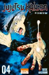 Jujutsu Kaisen -4- Je vais te tuer