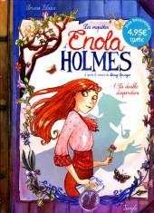 Les enquêtes d'Enola Holmes -1a2020- La double disparition