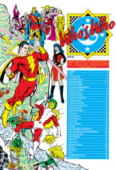DC Universe (Who's Who: The Definitive Directory of the) -4- Issue # 4