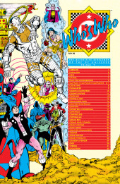 DC Universe (Who's Who: The Definitive Directory of the) -5- Issue # 5