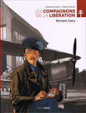 Les compagnons de la Libération -4- Romain Gary