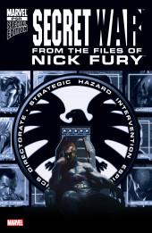 Secret war (Marvel comics - 2004) -HS- Secret War - From the Files of Nick Fury