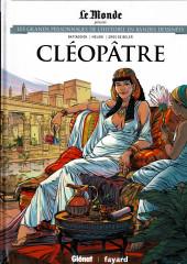 Les grands Personnages de l'Histoire en bandes dessinées -42- Cléopâtre