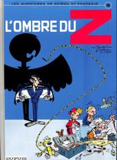 Spirou et Fantasio -16b1998- L'ombre du Z