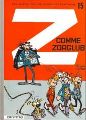Spirou et Fantasio -15b1998- Z comme zorglub