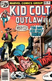 Kid Colt Outlaw (Marvel Comics - 1948)