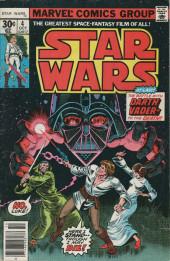 Star Wars (Marvel Comics - 1977) -4- In Battle with Darth Vader