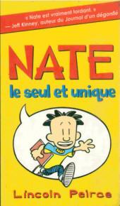 Nate -1- Nate, le seul et unique