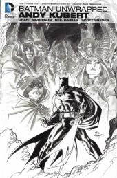 Batman Vol.1 (DC Comics - 1940) -INT- Batman Unwrapped by Andy Kubert