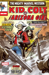 Marvel Westerns (Marvel comics - 2006) - Marvel Westerns: Kid Colt and the Arizona Girl