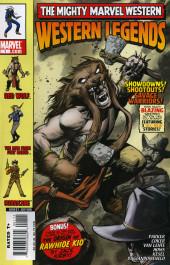 Marvel Westerns (Marvel comics - 2006) - Marvel Westerns: Western Legends