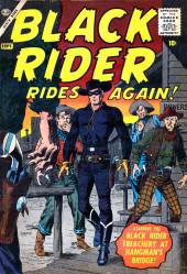 Black Rider rides again (Atlas - 1957)
