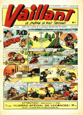 Vaillant (le journal le plus captivant) -60- Vaillant