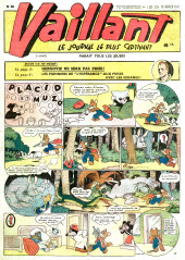 Vaillant (le journal le plus captivant) -88- Vaillant