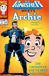 Punisher Meets Archie (The) (Archie & Marvel Comics - 1994) - The Punisher meets Archie