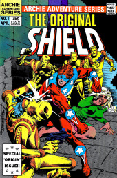 Original Shield (The) (Archie comics - 1984) -1- Issue # 1