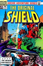 Original Shield (The) (Archie comics - 1984) -2- Issue # 2