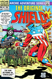 Original Shield (The) (Archie comics - 1984) -4- Shields!
