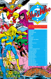 DC Universe (Who's Who: The Definitive Directory of the) -6- Issue # 6