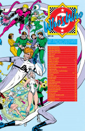 DC Universe (Who's Who: The Definitive Directory of the) -7- Issue # 7