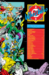 DC Universe (Who's Who: The Definitive Directory of the) -9- Issue # 9