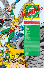DC Universe (Who's Who: The Definitive Directory of the) -10- Issue # 10