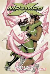 Mr & Mrs X -2- Gambit & Malicia à jamais