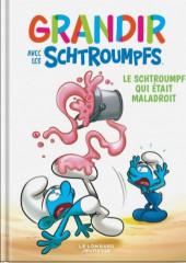 Schtroumpfs (Grandir avec les) -2- Le schtroumpf qui n'avait pas confiance en lui