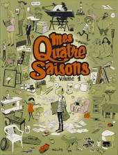Mes quatre saisons -1a- Volume 1