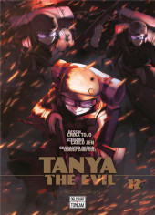 Tanya The Evil -12- Tome 12