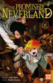 Promised Neverland (The) -16- Lost Boy