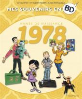 Mes souvenirs en BD -39- Année de naissance 1978