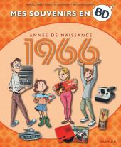 Mes souvenirs en BD -27- Année de naissance 1966