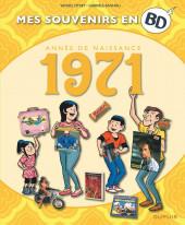 Mes souvenirs en BD -32- Année de naissance 1971