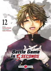 Battle Game in 5 seconds -12- Tome 12