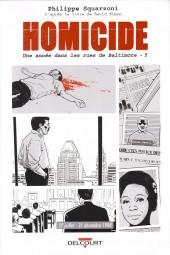 Homicide - Une année dans les rues de Baltimore -5- 22 juillet - 31 décembre 1988