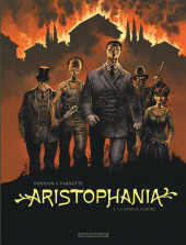 Aristophania -3- La source aurore + ex-libris offert
