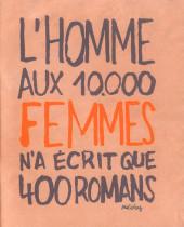 (AUT) Nicoby - L'Homme aux 10.000 femmes n'a écrit que 400 romans