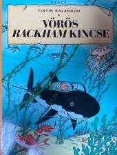 Tintin (en langues étrangères) -12Hongrois- Vörös Rackamkincse